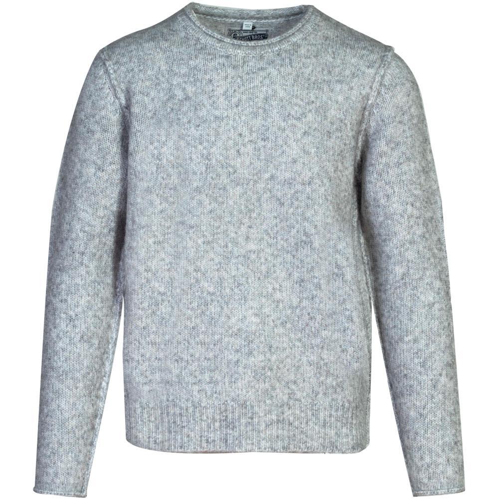 Schott Alex Rolled Edge Sweater Men's