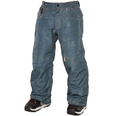 686 Limited Edition Destructed Denim Insulated Pant Boys'