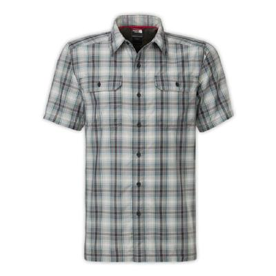 The North Face Short Sleeve Pine Knot Woven Flannel Shirt Men's