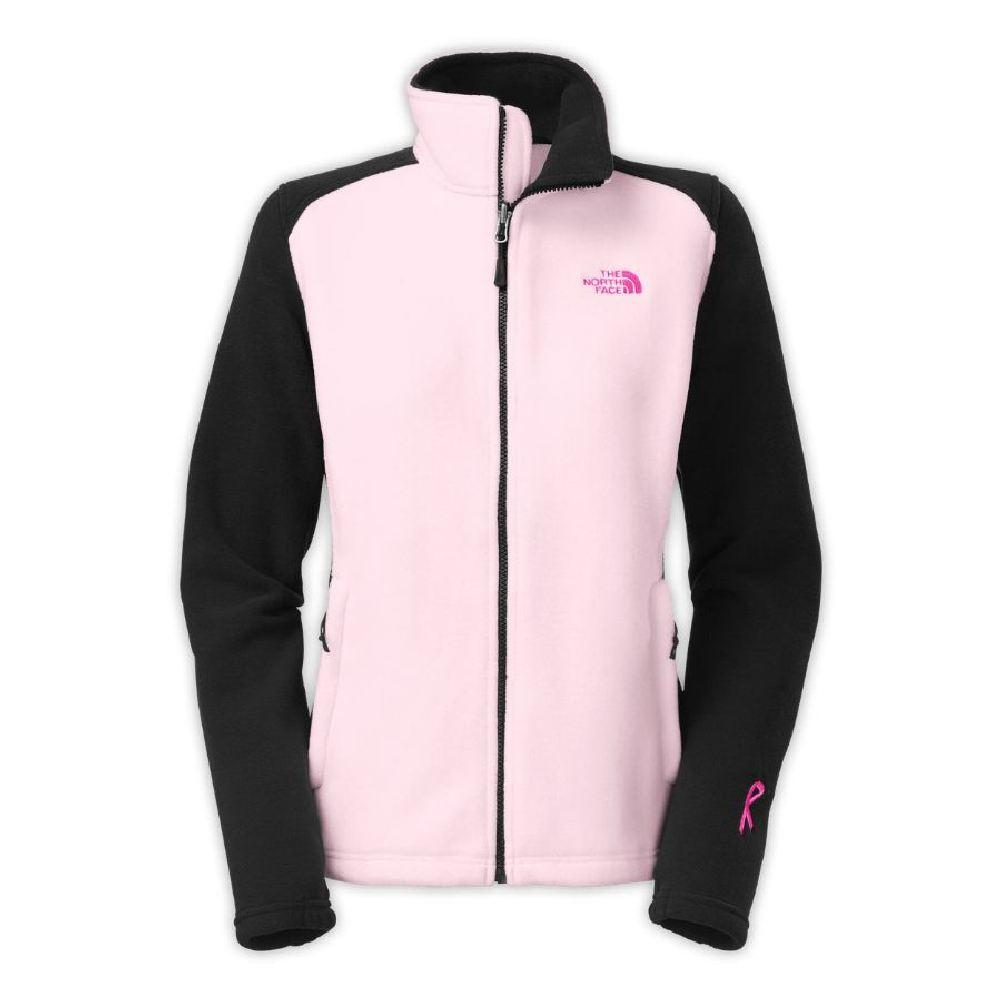 349953179 The North Face Pink Ribbon RDT Jacket Women's