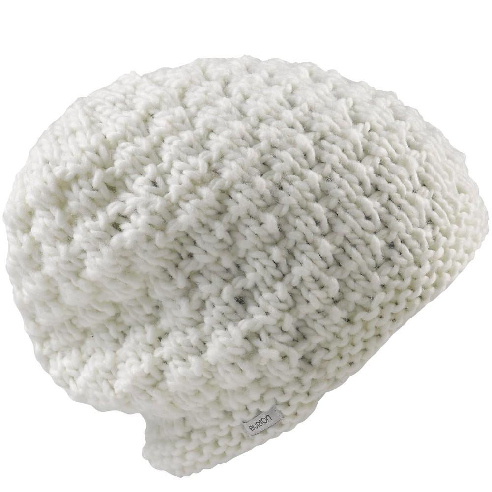 32c6ce4ced7 Burton Big Bertha Women s Beanie Bright White ...