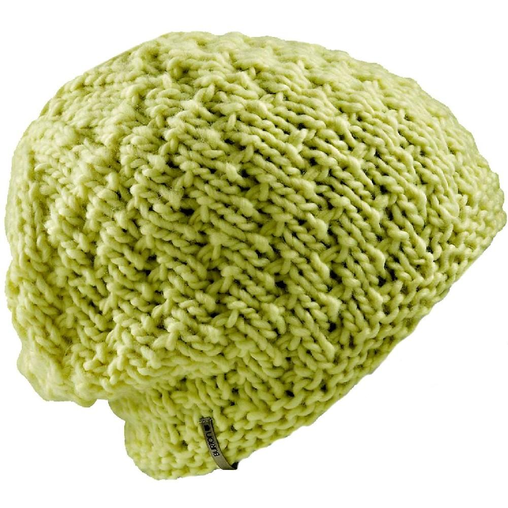 4e2580ab33b Burton Big Bertha Women s Beanie Sunny Lime