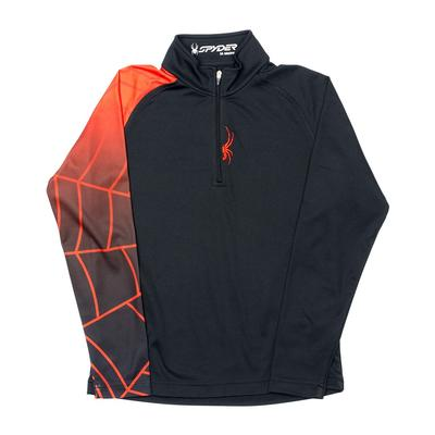 Spyder Linear Web T-Neck Boys'