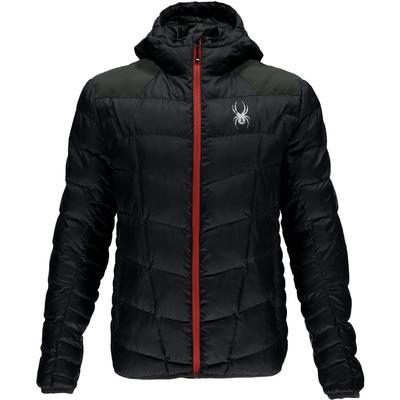 Spyder Geared Hoody Synthetic Down Jacket Men's