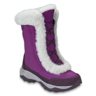 The North Face Girls' Nuptse Fur II Boots
