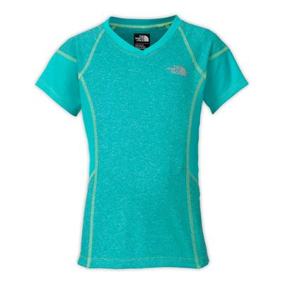 The North Face Short Sleeve Reactor Tee Girls'