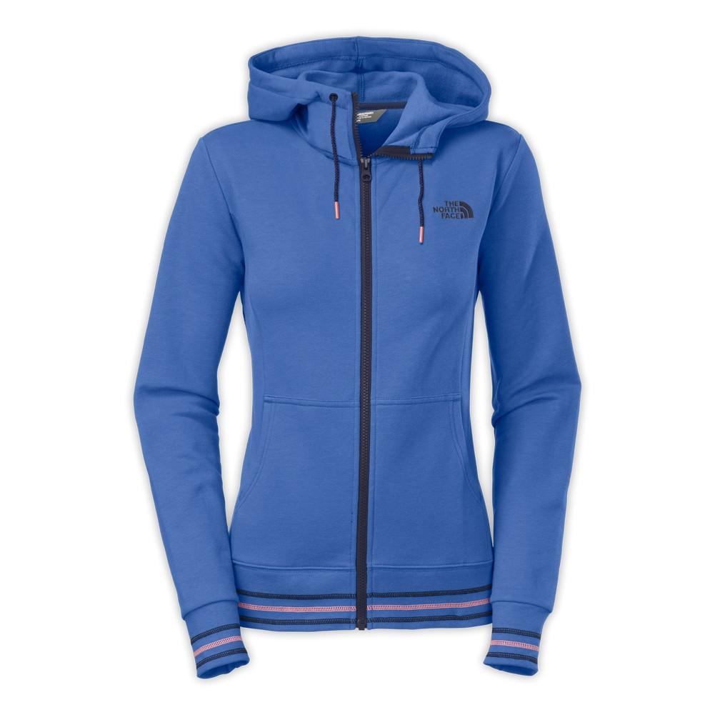 5dd2253d0 The North Face Stretch Logo Full-Zip Hoodie Women's