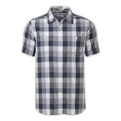 The North Face Short-Sleeve Shadow Gingham Shirt Men's
