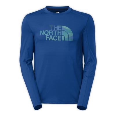The North Face Long-Sleeve Sink or Swim Rash Guard Shirt Men's