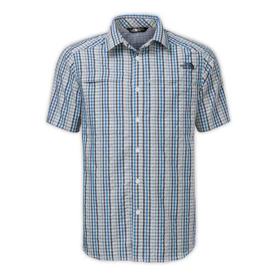 The North Face Short-Sleeve Traverse Plaid Shirt Men's