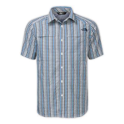 The North Face Short-Sleeve Traverse Plaid Shirt Men's