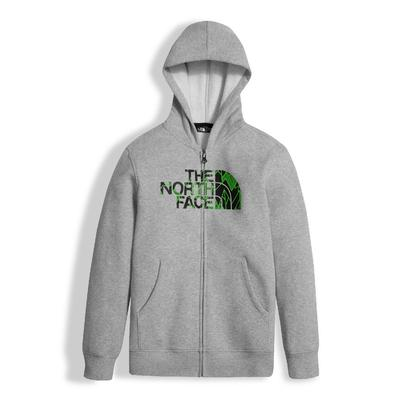 The North Face Logowear Full-Zip Hoodie Boys'