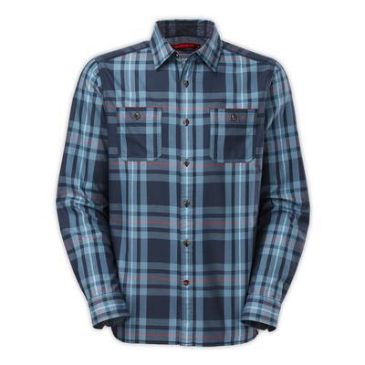 The North Face Long-Sleeve Boulder Geroge Shirt