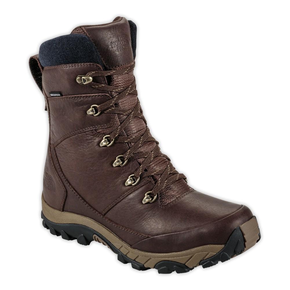 Cena obniżona szczegółowe zdjęcia konkretna oferta The North Face Chilkat Leather Insulated Tall Boot Men's