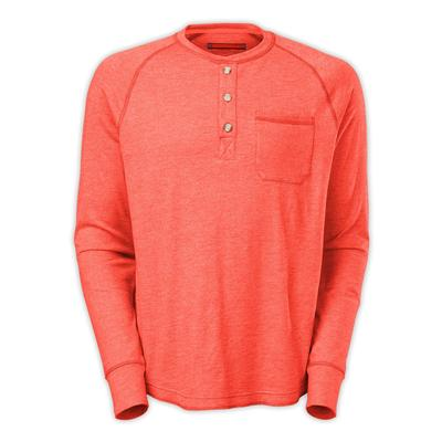 The North Face Long-Sleeve Seward Henley Men's