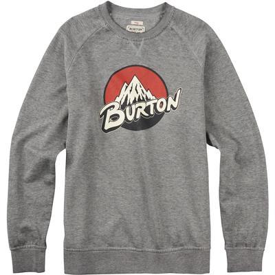Burton Retro Lockup Crew Pullover Men's