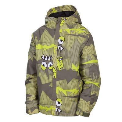 686 Camotooth Insulated Boys' Jacket
