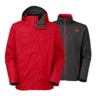 The North Face Clooney Triclimate Jacket Men's
