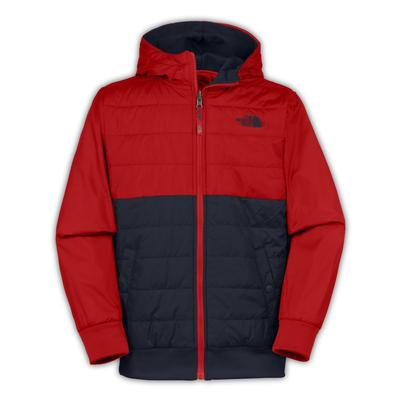 The North Face Reversible Quilted Surgent Hoodie Boys'