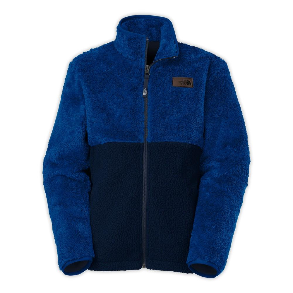 f760b9a27c37 The North Face Sherparazo Jacket Boys  Cosmic Blue ...