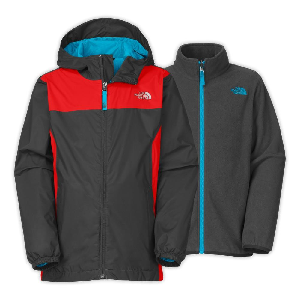 94a573eb0 The North Face Boys' Stormy Rain Triclimate Jacket