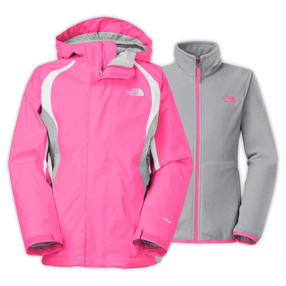 ba58a659a The North Face Girls' Mountain Triclimate Jacket