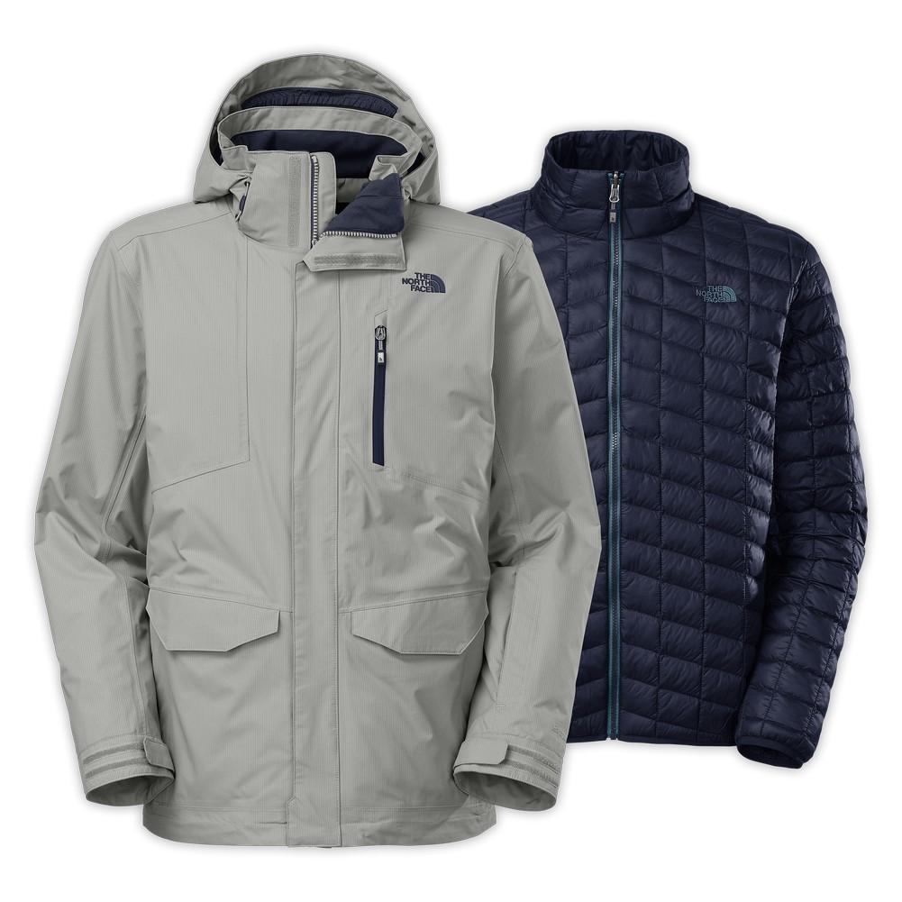 c65466470 The North Face Thermoball Snow Triclimate Parka Men's