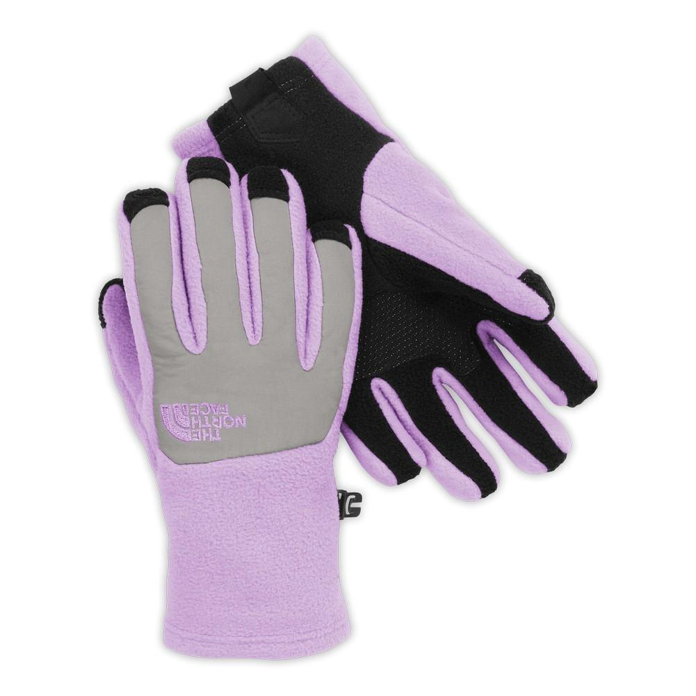 b00f62ed5 The North Face Girls' Denali Etip Gloves