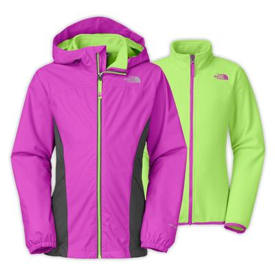 The North Face Girls' Storny Rain Triclimate Jacket