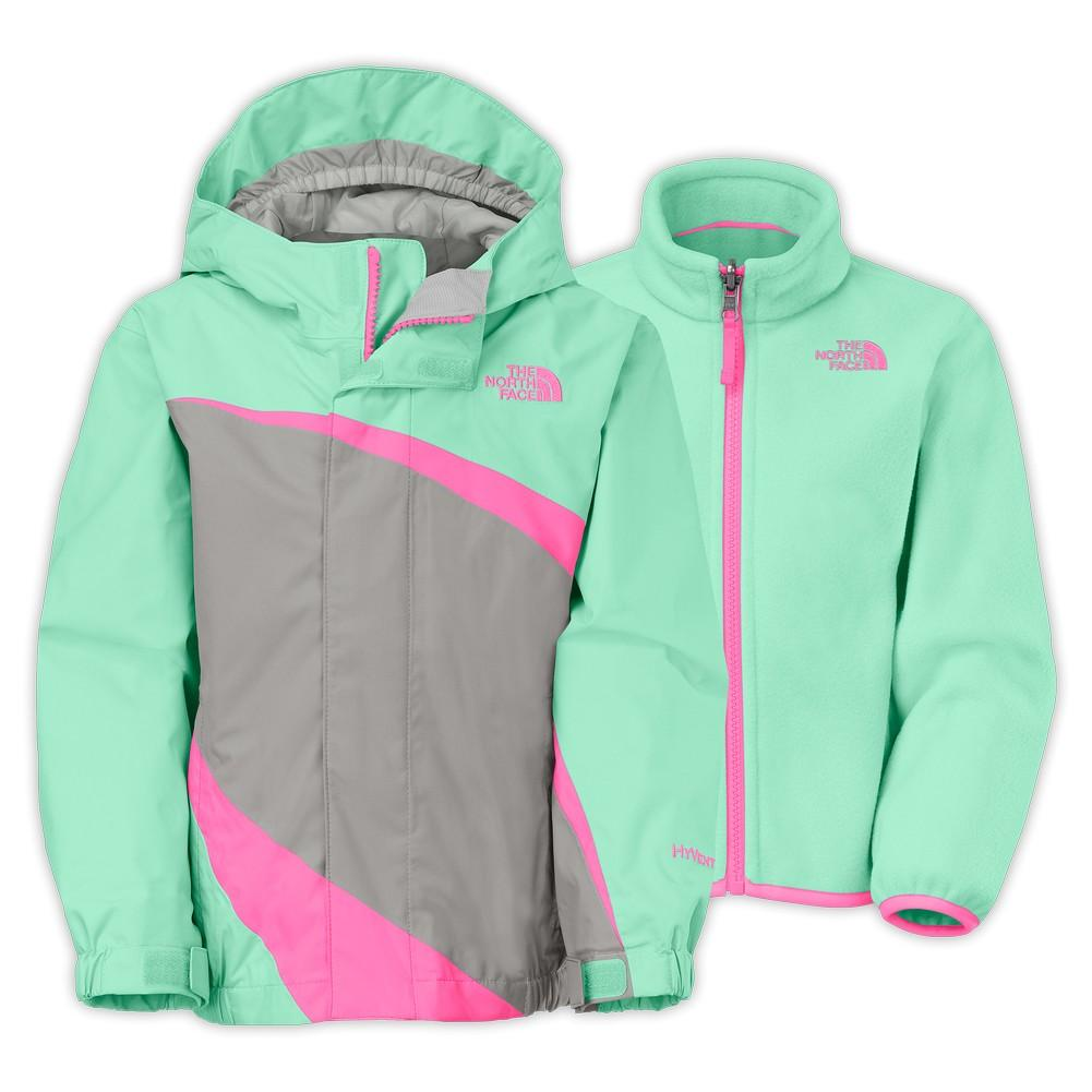 36003f9bd The North Face Toddler Girls' Mountain View Triclimate Jacket