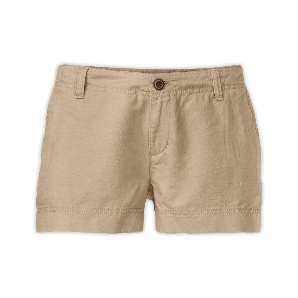 The North Face Women's Maywood Shorts Dune Beige ...