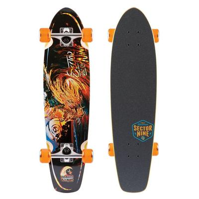 Sector 9 Skateboards Liquid Metal Longboard Complete 31.6