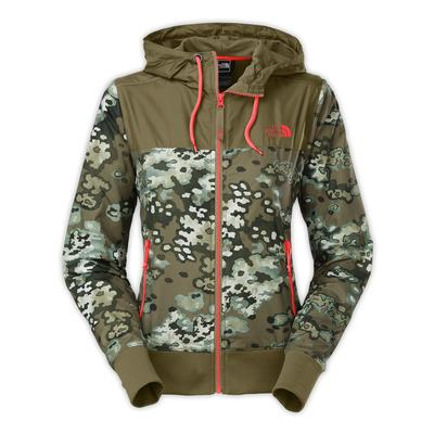 The North Face Bluewind Full-Zip Hoodie Women's