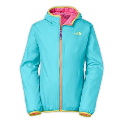 The North Face Linnet Reversible Print Wind Jacket Girl's