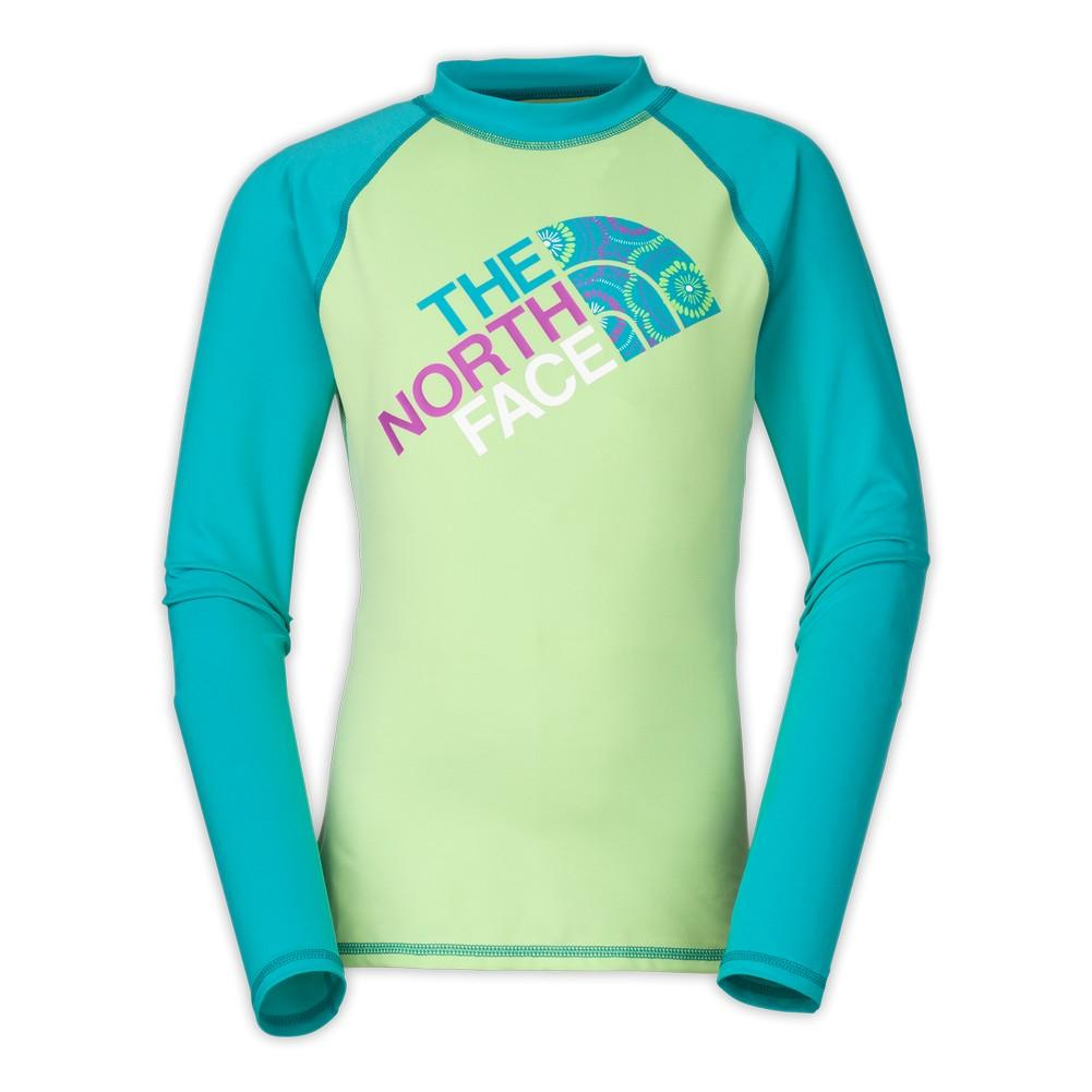 The North Face Dogpatch Long Sleeve Sleeve Rash Guard Girls '