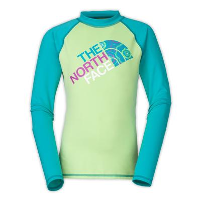 The North Face Dogpatch Long Sleeve Sleeve Rash Guard Girls'