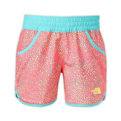 TNF G DOGPATCH PRINT WATER SHORT