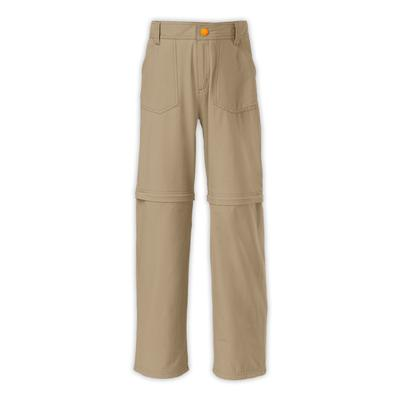 The North Face Boys' Markhor Convertable Hike Pants