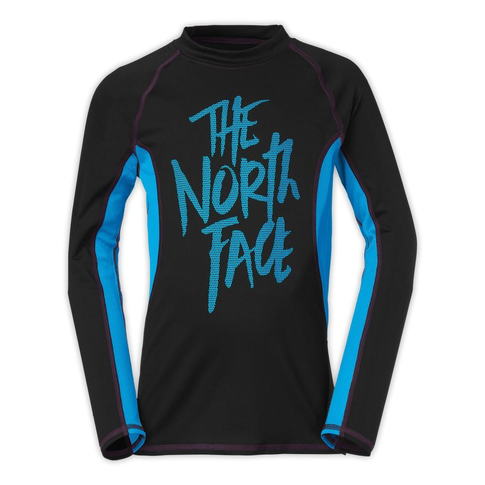 The North Face Boys ' Long- Sleeve Dogpatch Rash Guard