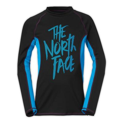 The North Face Boys' Long-Sleve Dogpatch Rash Guard