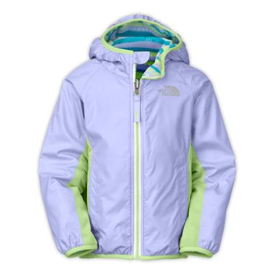 The North Face Reversible Grizzly Peak Lined Wind Jacket Toddler Girls'