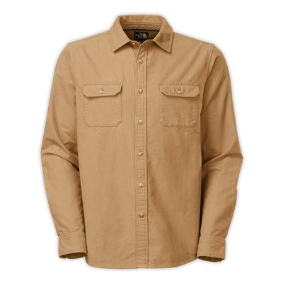 The North Face Men's Long Sleeve Kershaw Moleskin