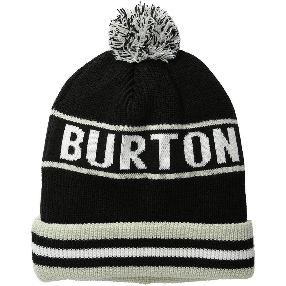 78f5f49e343 Burton Trope Beanie Boys  True Black