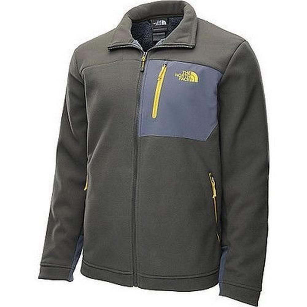 d2a103d23 The North Face Chimborazo Full Zip Fleece Jacket Men's