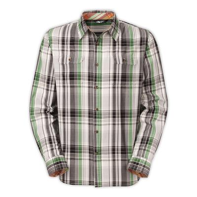 The North Face Men's Long-Sleeve Ridgecrest Shirt