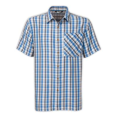 The North Face Men's Short-Sleeve Paramount Plaid Shirt