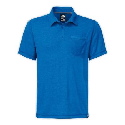 The North Face Men's Short-Sleeve Meadowlake FlashDry Polo