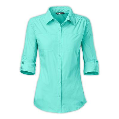 The North Face Long-Sleeve Cool Horizon Woven Shirt Women's