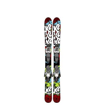 K2 Indy Skis With Fastrak2 4.5 Bindings Boys'
