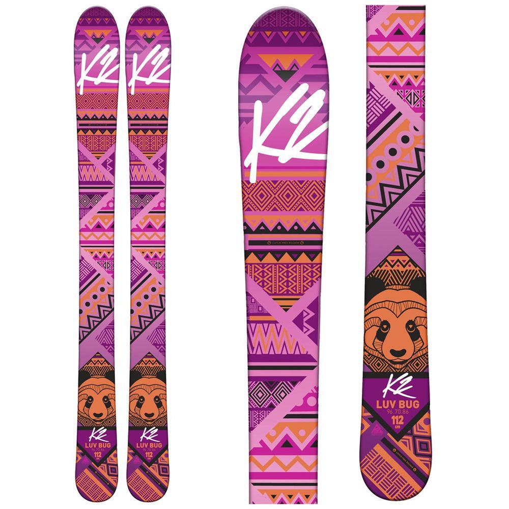 K2 SKIS K2 Luv Bug Skis With